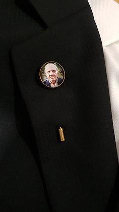 Bronze Lapel Pin