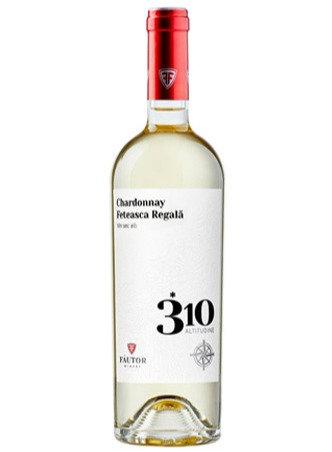 Fautor - 2019, 310 Chardonay & Feteasca Regala