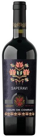 Vinuri De Comrat  - Saperavi
