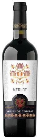 Vinuri De Comrat  - Merlot