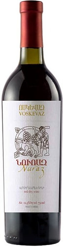 Voskevaz Winery - Nuraz 2017