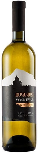 Voskevaz Winery - White Semi-sweet
