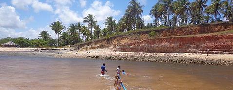 Paseio pelo Rio Cahy na Bahia