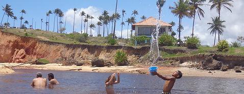 Praia da Japara , Cumuruxatiba