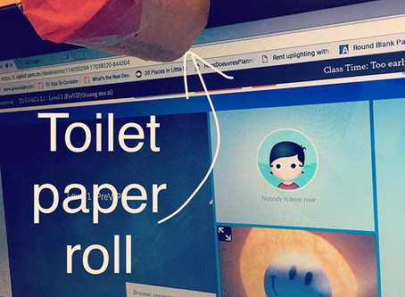 Make a Webcam Cover Using a Toilet Paper Roll