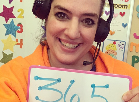 365 Days as a VIPKid Teacher: My First Year Reflection