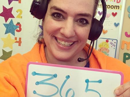 365 Days as a VIPKid Teacher: My First Year Reflection