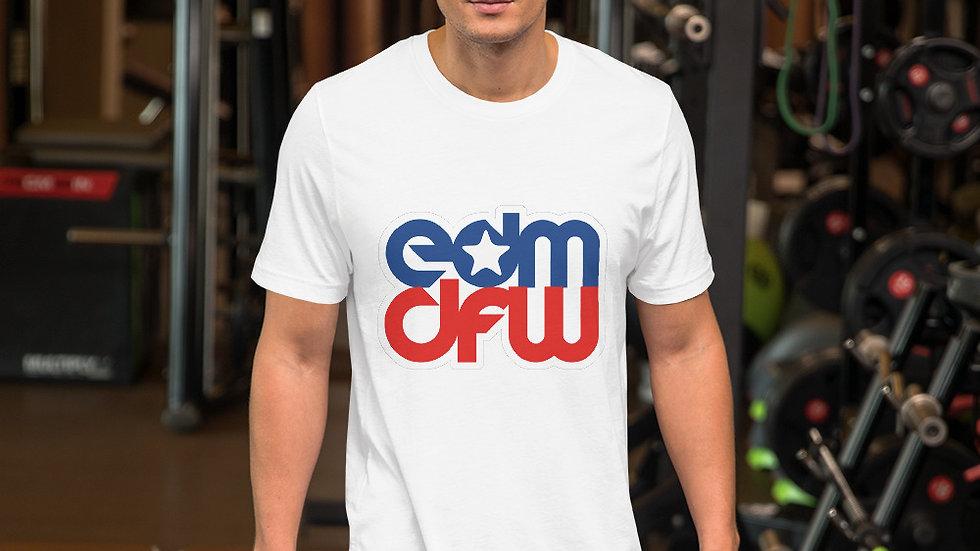 EDM DFW Short-Sleeve Unisex T-Shirt