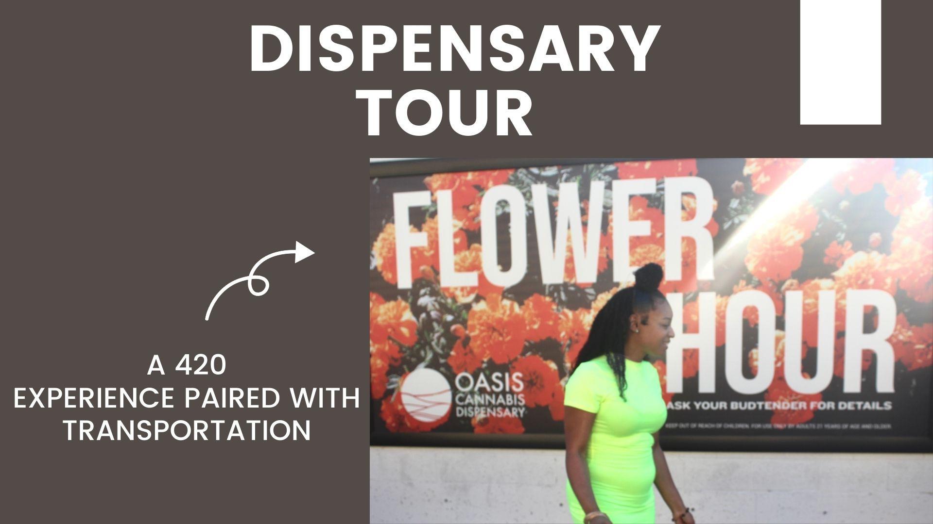 Dispensary Tours in Las Vegas