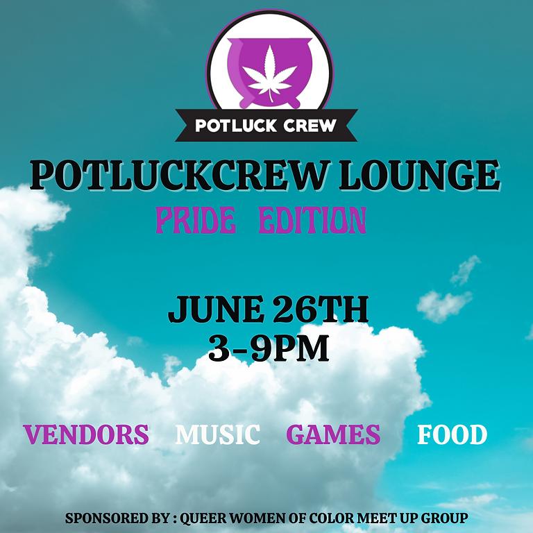 Potluckcrew Lounge: Pride Edition