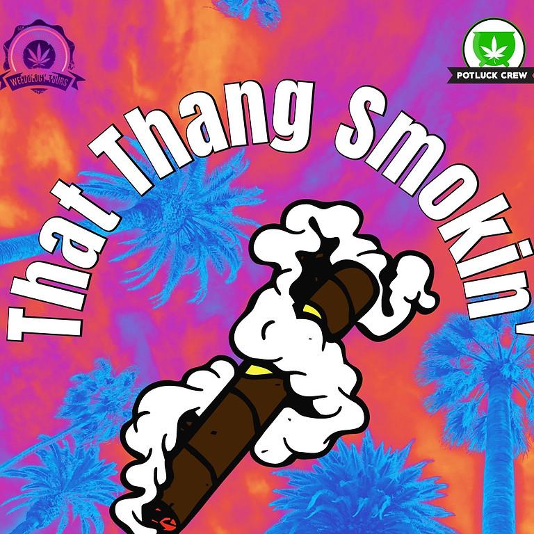 That Thang Smokin: Juneteenth
