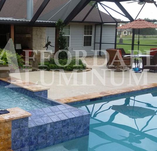 Pool Enclosure 4d