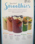 Superkick Smoothies are a hit at  Sandys Grooming Tails & K9 Cafe