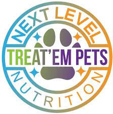 Treat Em Pets raw food available at Sandys Grooming Tails & K9 Cafe