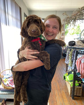Happy faces at Sandys Grooming Tails K9 Cafe