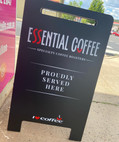 The best coffee Essential coffee! at  Sandys Grooming Tails & K9 Cafe