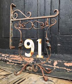 Number 91