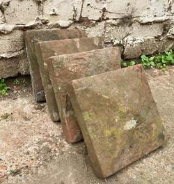 Sandstone Pillar Caps