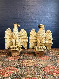 Stone Eagles