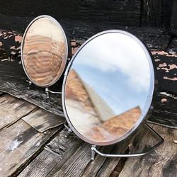 Art Deco Shaving Mirror