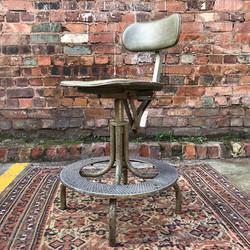 GPO Swivel Chair