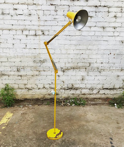 Danish Floor Lamp