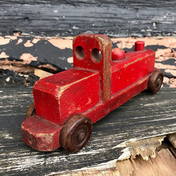 Toy Truck - Scratch Built