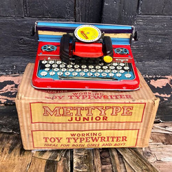 Mettype Junior Typewriter