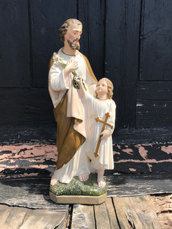 Joseph & Child