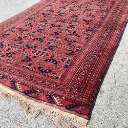 Early 20th Century Afghan Rug