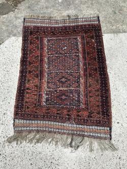 Small Afghan Rug