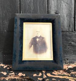 Blue Velvet Frame