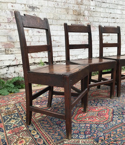 18th C. Welsh Chairs