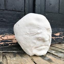 Plaster Head - Unknown Male