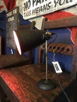 Vintage Laboratory Lamp