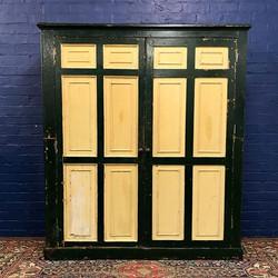 Victorian Housekeepers Cupboard