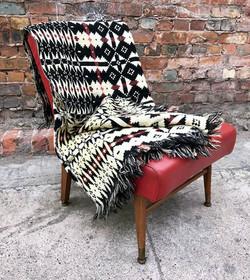 Brynkir Welsh Wool Blanket