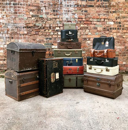 Luggage/Trunks/Cases/Travel Cases