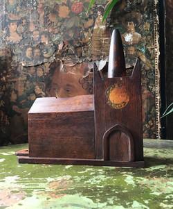 Scratch Built Church Money Box