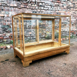 1940's/1950's Retail Display Cabinet