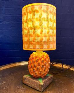 Britvic pineapple advertising Lamp