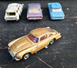 Vintage Corgi Toys