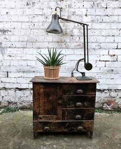 Hadrill & Horstman Counterpoise Lamp