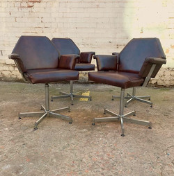 Mid Century Office Chairs