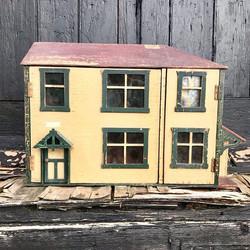 Scratch Built 1930's Dolls House