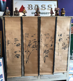 Oriental Scrolls - Bamboo