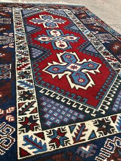 Mid Century Turkish Rug