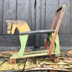 1930's Scratch Built Horse