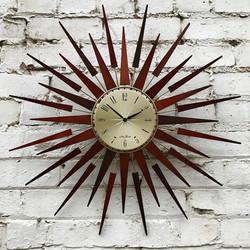 Original Seth Thomas Sunburst Clock