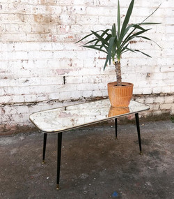 Mid Century Cocktails Table